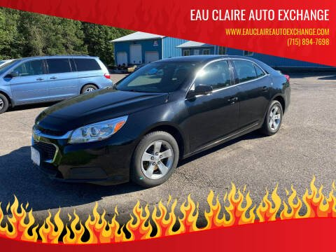 2016 Chevrolet Malibu Limited for sale at Eau Claire Auto Exchange in Elk Mound WI