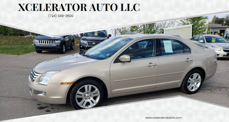 2006 Ford Fusion for sale at Xcelerator Auto LLC in Indiana PA