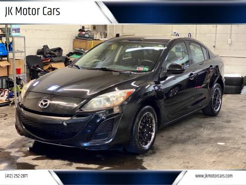 2011 Mazda MAZDA3 for sale at JK Motor Cars in Pittsburgh PA