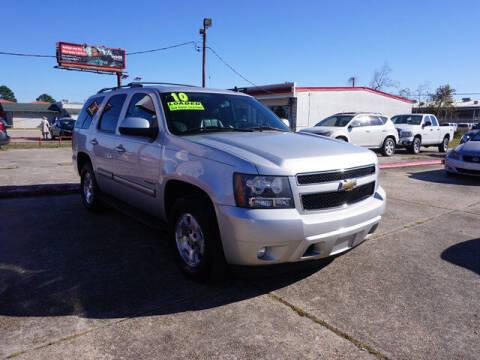 2010 Chevrolet Tahoe for sale at BLUE RIBBON MOTORS in Baton Rouge LA