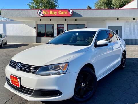 2013 Volkswagen Jetta for sale at ALIC MOTORS in Boise ID
