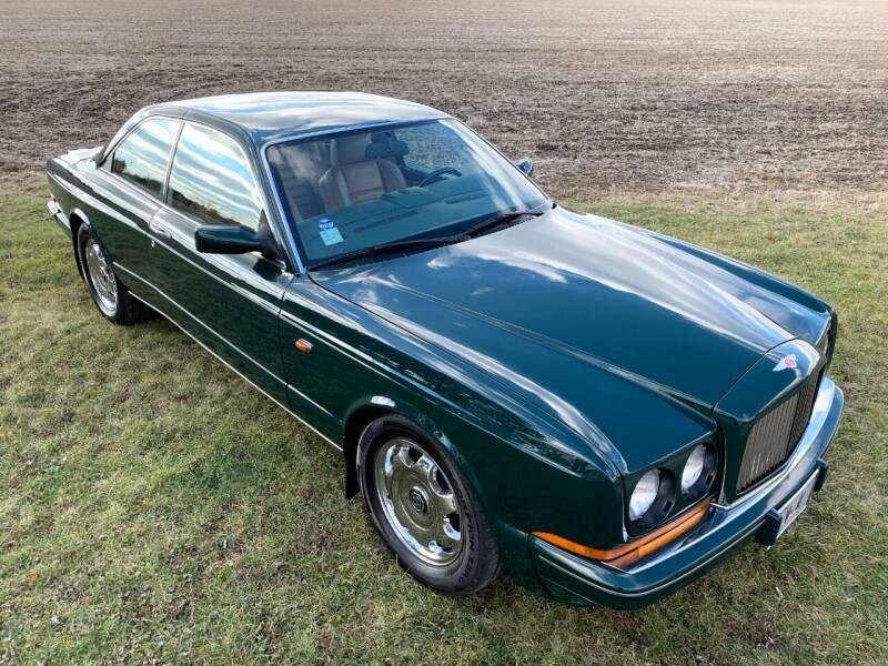 1992 Bentley Continental for sale at Park Ward Motors Museum - Park Ward Motors in Crystal Lake IL