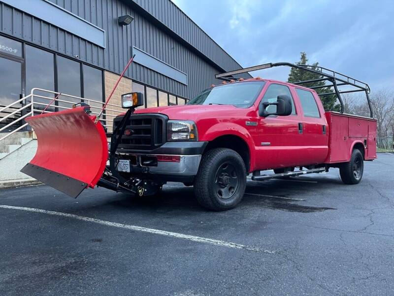 2006 Ford F-350 Super Duty for sale at Euro Auto Sport in Chantilly VA