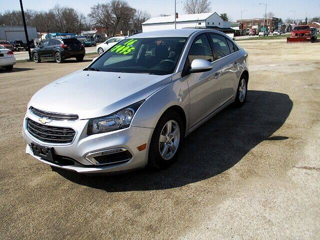 2016 Chevrolet Cruze Limited for sale at Northeast Iowa Auto Sales in Hazleton IA