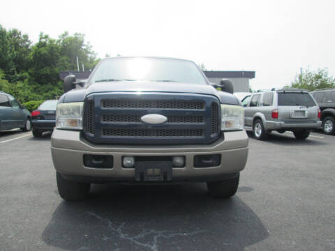 2005 Ford Excursion for sale at Olde Mill Motors in Angier NC