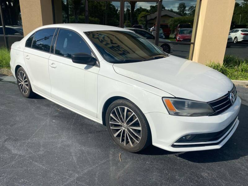 2016 Volkswagen Jetta for sale at Premier Motorcars Inc in Tallahassee FL
