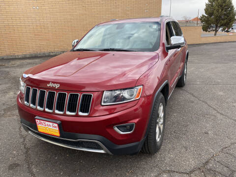2014 Jeep Grand Cherokee for sale at Dan's Auto Sales in Grand Junction CO