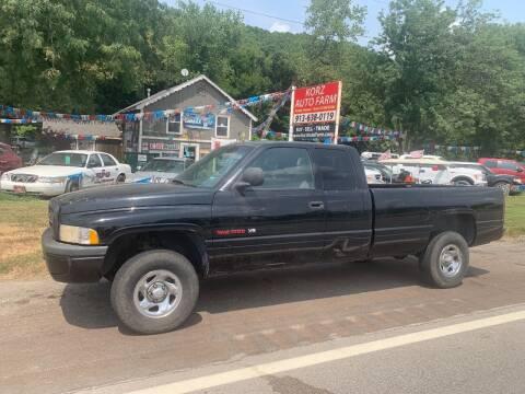 1998 Dodge Ram Pickup 1500 for sale at Korz Auto Farm in Kansas City KS