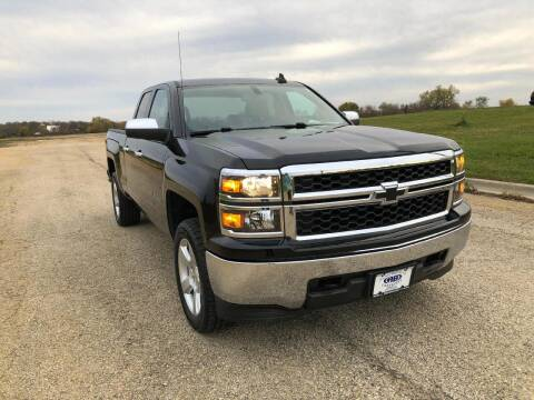 2015 Chevrolet Silverado 1500 for sale at Alan Browne Chevy in Genoa IL