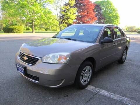 2007 Chevrolet Malibu for sale at Master Auto in Revere MA