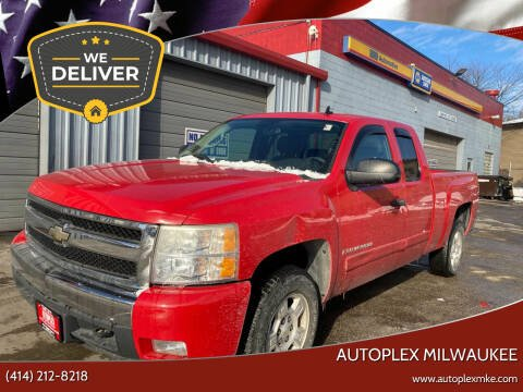 2007 Chevrolet Silverado 1500 for sale at Autoplex 2 in Milwaukee WI