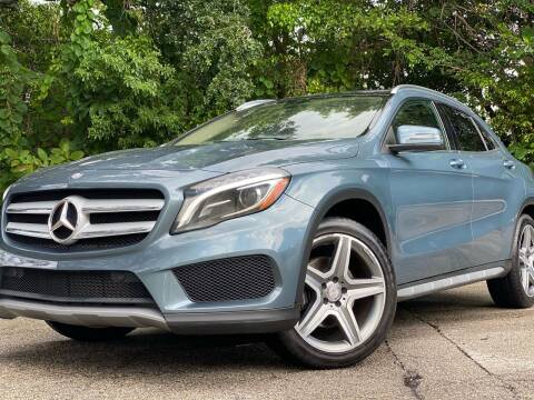 2015 Mercedes-Benz GLA for sale at HIGH PERFORMANCE MOTORS in Hollywood FL