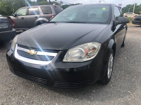 2009 Chevrolet Cobalt for sale at AUTO OUTLET in Taunton MA