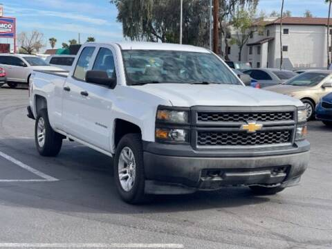 2014 Chevrolet Silverado 1500 for sale at Brown & Brown Wholesale in Mesa AZ