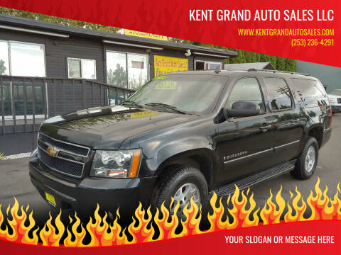 2007 Chevrolet Suburban for sale at KENT GRAND AUTO SALES LLC in Kent WA