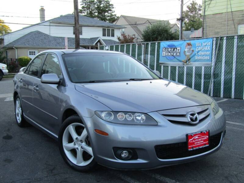 2006 Mazda MAZDA6 for sale at The Auto Network in Lodi NJ