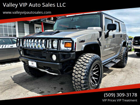 2003 HUMMER H2 for sale at Valley VIP Auto Sales LLC - Valley VIP Auto Sales - E Sprague in Spokane Valley WA