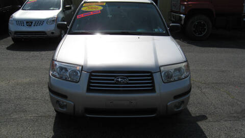 2006 Subaru Forester for sale at SHIRN'S in Williamsport PA