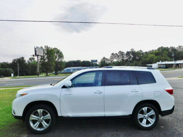 2013 Toyota Highlander for sale at Joe Lee Chevrolet in Clinton AR