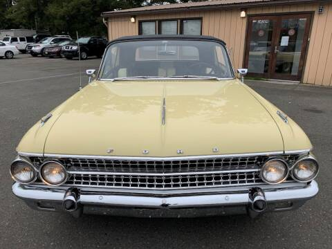 1961 Ford Galaxie for sale at Classic Car Addiction in Marysville WA