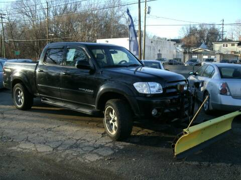 2004 Toyota Tundra for sale at Inter Car Inc in Hillside NJ
