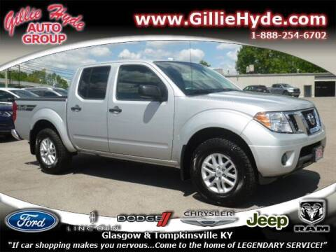 2018 Nissan Frontier for sale at Gillie Hyde Auto Group in Glasgow KY