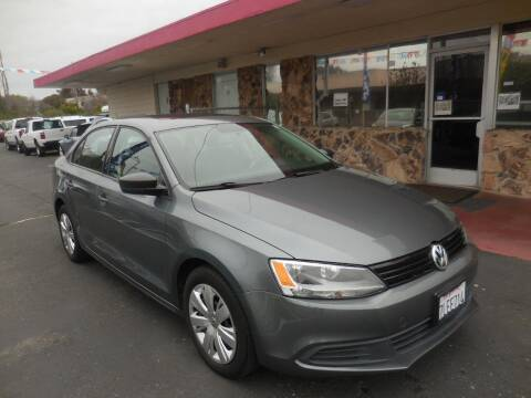 2012 Volkswagen Jetta for sale at Auto 4 Less in Fremont CA