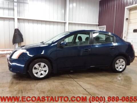 2008 Nissan Sentra for sale at East Coast Auto Source Inc. in Bedford VA