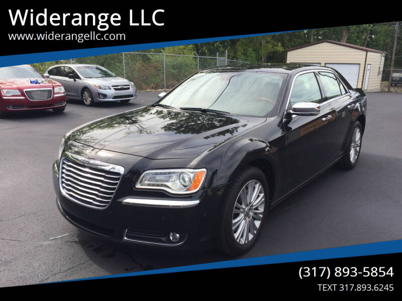 2011 Chrysler 300 for sale at Widerange LLC in Greenwood IN