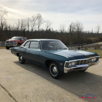 1967 Chevrolet Biscayne for sale at SelectClassicCars.com in Hiram GA