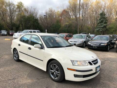 2003 Saab 9-3 for sale at Fleet Automotive LLC in Maplewood MN