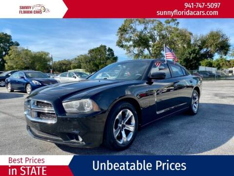2013 Dodge Charger for sale at Sunny Florida Cars in Bradenton FL