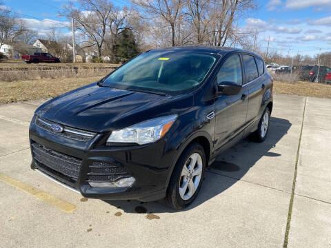 2015 Ford Escape for sale at Mr. Auto in Hamilton OH