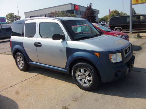 2006 Honda Element for sale at Michigan Auto Mart in Port Huron MI