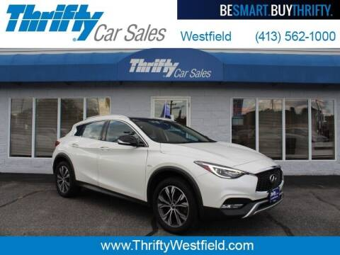 2017 Infiniti QX30 for sale at Thrifty Car Sales Westfield in Westfield MA