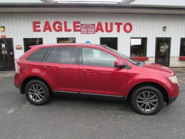 2008 Ford Edge for sale at Eagle Auto Center in Seneca Falls NY