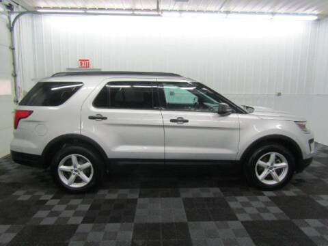 2018 Ford Explorer for sale at Michigan Credit Kings in South Haven MI