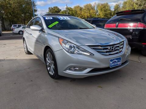 2013 Hyundai Sonata for sale at Liberty Car Company - II in Waterloo IA