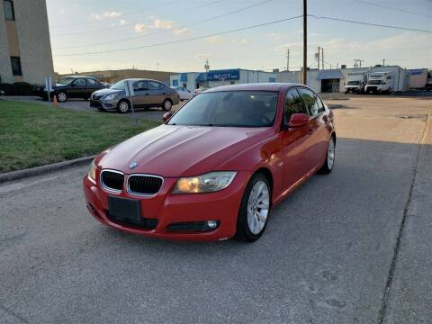 2009 BMW 3 Series for sale at Image Auto Sales in Dallas TX