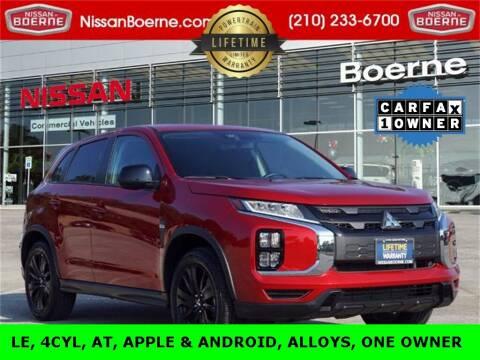2021 Mitsubishi Outlander Sport for sale at Nissan of Boerne in Boerne TX