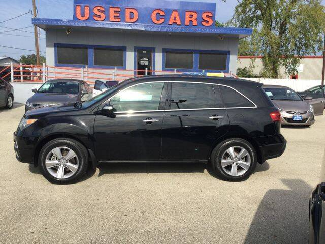 2013 Acura MDX for sale at Your Car Store in Conroe TX