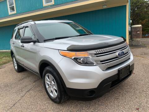2013 Ford Explorer for sale at Mutual Motors in Hyannis MA