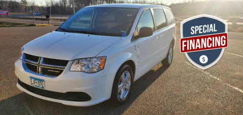 2013 Dodge Grand Caravan for sale at Transmart Autos in Zimmerman MN