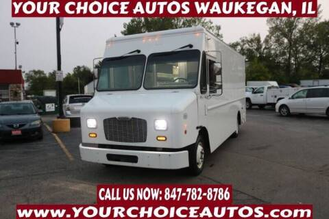 2015 Freightliner MT45 Chassis for sale at Your Choice Autos - Waukegan in Waukegan IL