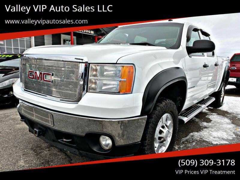 2014 GMC Sierra 2500HD for sale at Valley VIP Auto Sales LLC in Spokane Valley WA