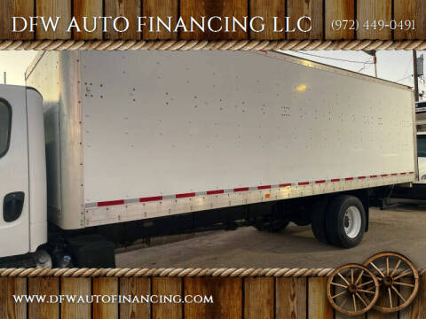 2014 Freightliner M2 106 for sale at Bad Credit Call Fadi in Dallas TX