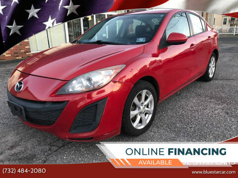 2011 Mazda MAZDA3 for sale at Blue Star Cars in Jamesburg NJ