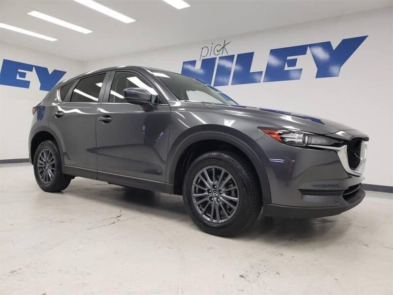 2019 Mazda CX-5 for sale at HILEY MAZDA VOLKSWAGEN of ARLINGTON in Arlington TX