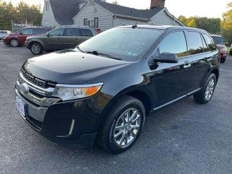 2011 Ford Edge for sale at MBL Auto Woodford in Woodford VA