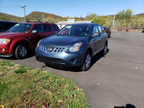 2014 Nissan Rogue Select for sale at Greens Auto Mart Inc. in Wysox PA
